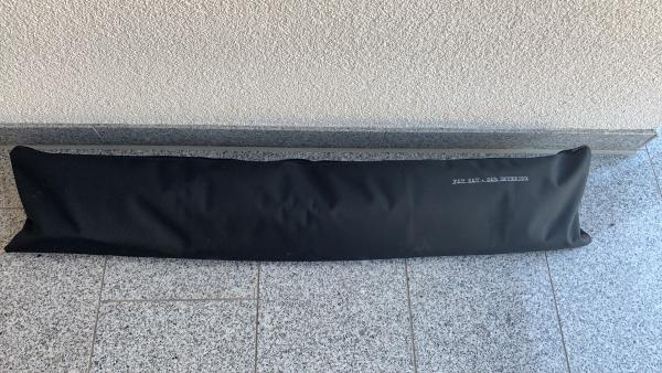 Bag for Bikinitop black