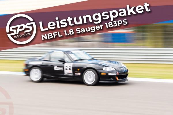 Leistungspaket NBFL 1.8 Sauger 183PS