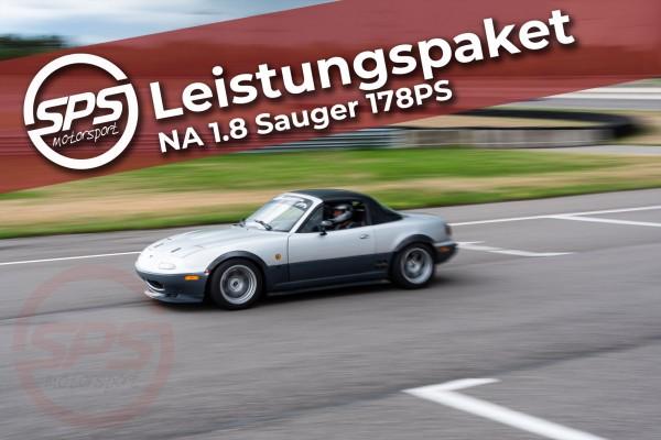 Leistungspaket NA 1.8 Sauger 178PS