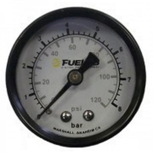 Fuelab Benzindruckanzeige/Kraftstoffdruckanzeige
