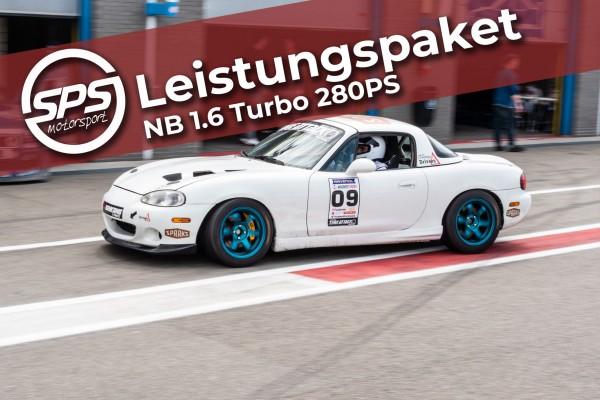 Leistungspaket NB 1.6 Turbo 280PS