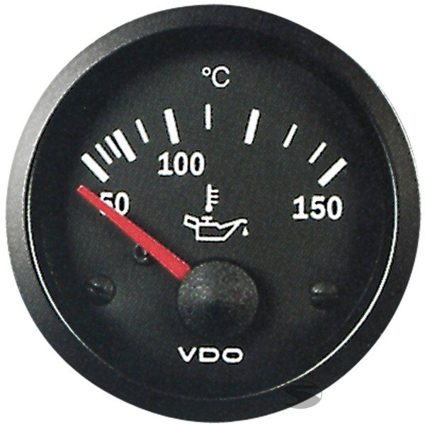 VDO oil thermometer 50 ° C - 150 ° C 52mm