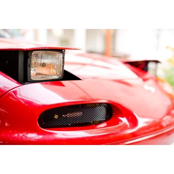 JASS Performance Low Profile headlights MX-5 NA