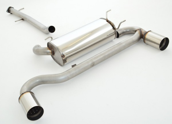 SPS Motorsport Group A Duplex exhaust system NA