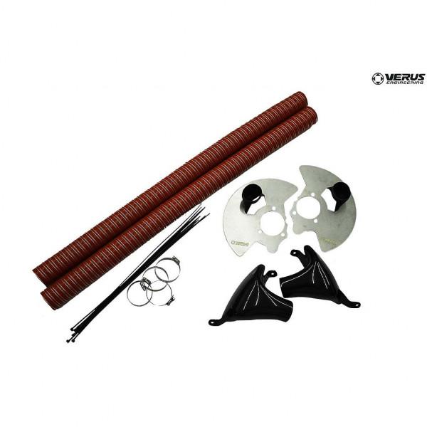 Verus Engineering Bremsenkühlungs-Set MX-5 ND