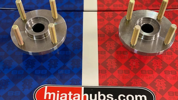 MiataHubs Radnabe Hinterachse MX-5 NA/NB/NBFL