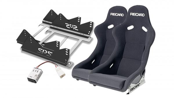 Sitzpaket Recaro Pole Position MX-5 ND