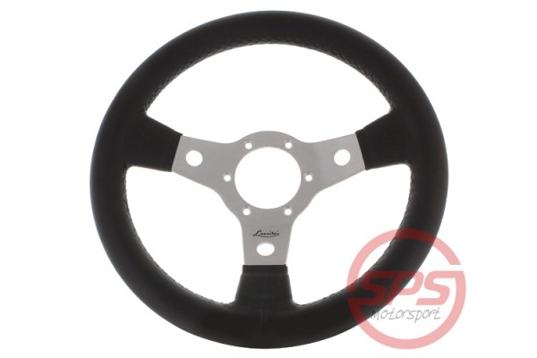 Luisi steering wheel Libeccio F 310mm leather