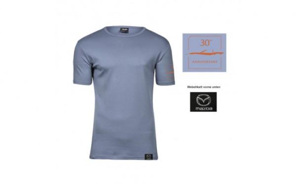 Mazda 30th Anniversary T-Shirt Herren
