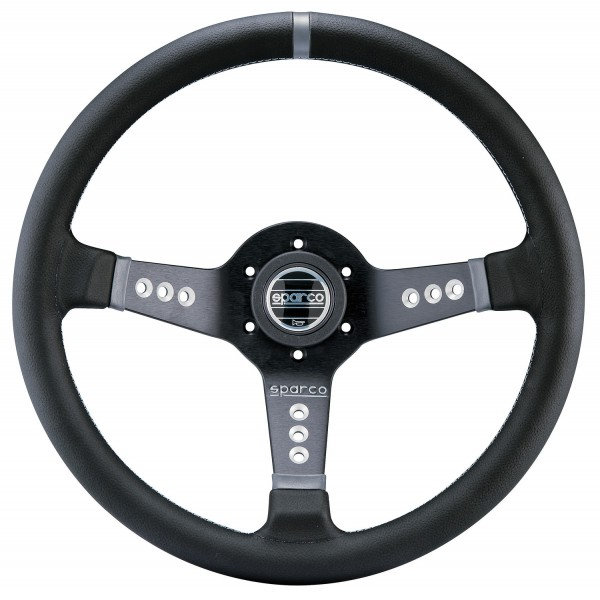 Sparco steering wheel Piuma leather