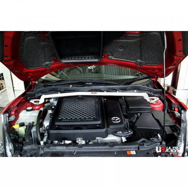 Domstrebe Mazda 3 MPS (MZR 2.3)10