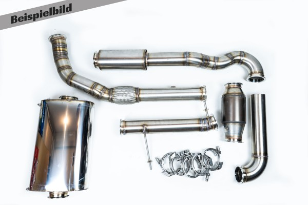 "SPS Motorsport Abgasanlage 3"" EFR NA"