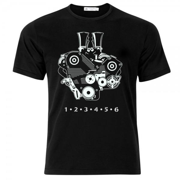 """T-Shirt """"V6KL"""""""