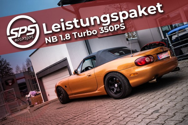 Leistungspaket NB 1.8 Turbo 350PS