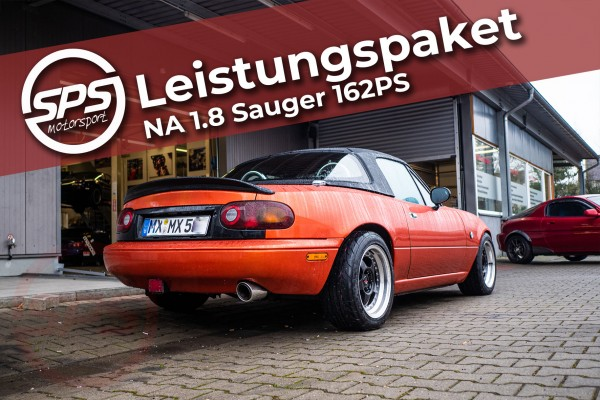 Leistungspaket NA 1.8 Sauger 162PS