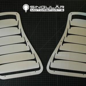 Singular Motorsports Motorhaubenschlitze NC