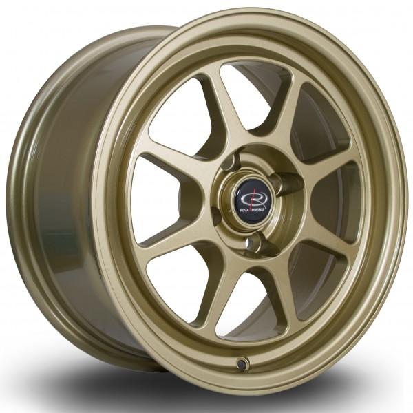 Spec 15x7 ET35 4x100 Gold