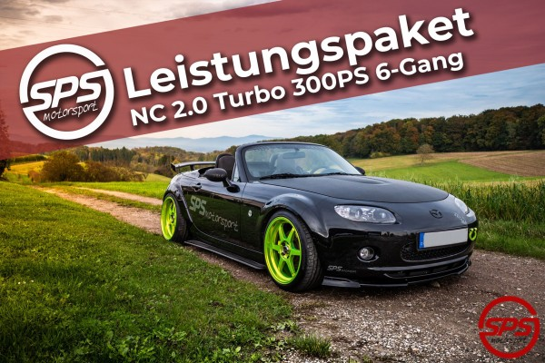 Leistungspaket NC 2.0 Turbo 300PS 6-Gang