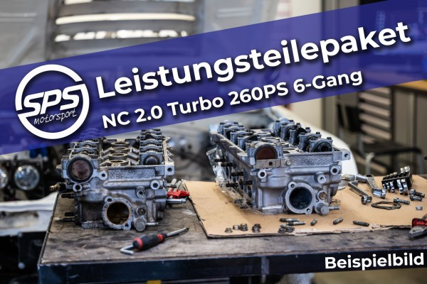 Leistungsteilepaket NC 2.0 Turbo 260PS 6-Gang