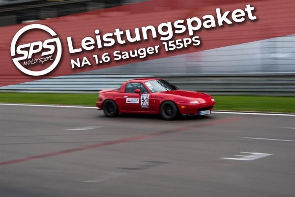 Leistungspaket NA 1.6 Sauger 165PS