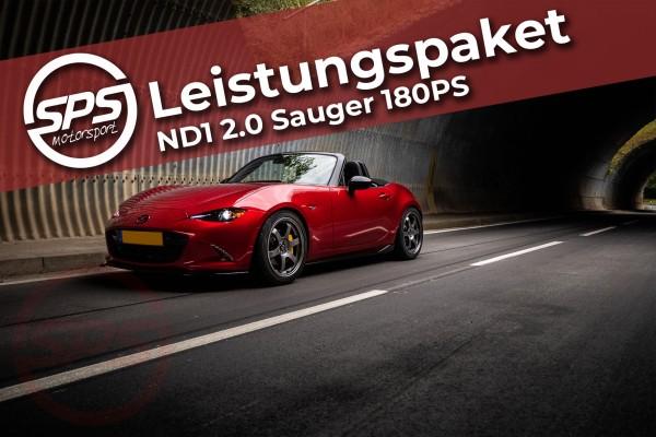 Leistungspaket ND1 2.0 Sauger 180PS
