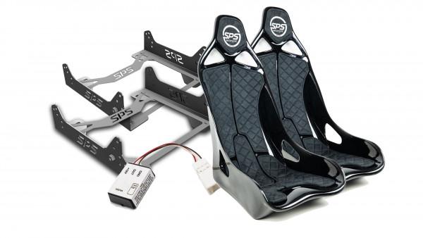 Sitzpaket SPS Rennschalensitz MK1 MX-5 NBFL