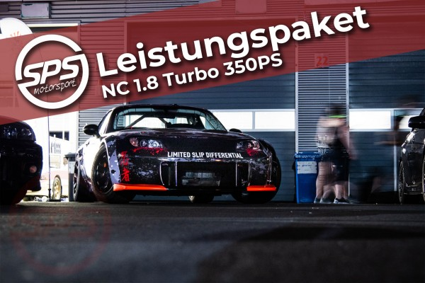 Leistungspaket NC 1.8 Turbo 350PS