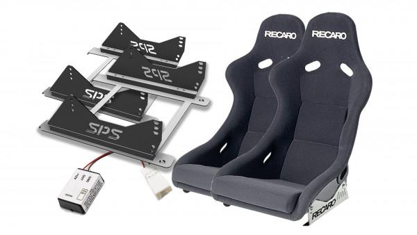 Sitzpaket Recaro Pole Position MX-5 NC