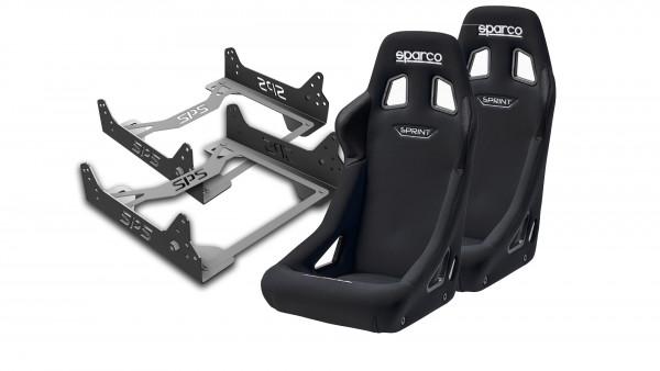 Sitzpaket Sparco Sprint MX-5 NA/NB