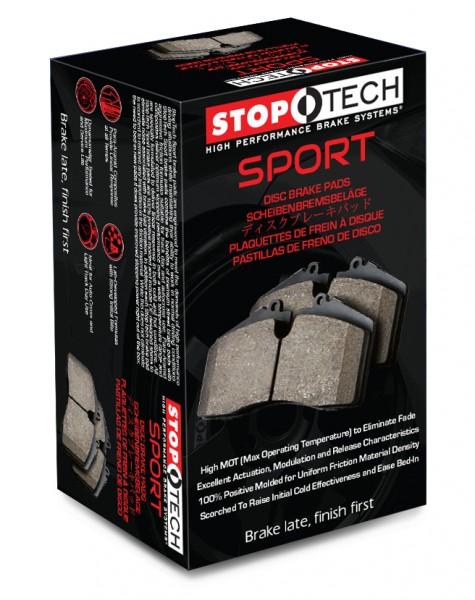Bremsbeläge StopTech Sport HA RX-8