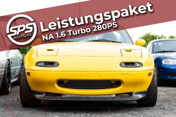 Leistungspaket NA 1.6 Turbo 280PS