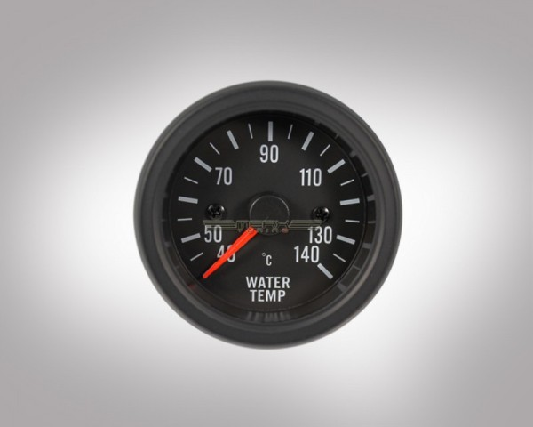 Wassertemperaturanzeige Classic Serie 52mm