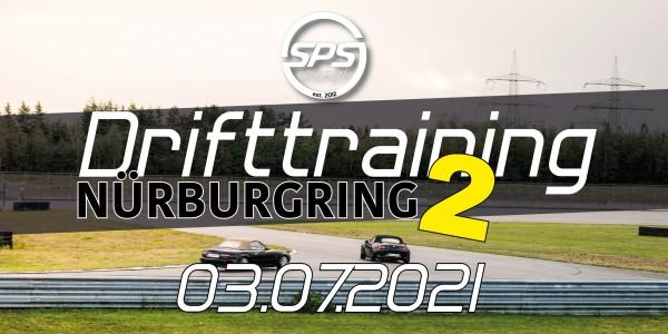 Drifttraining Nürburgring 2 03.07.2021